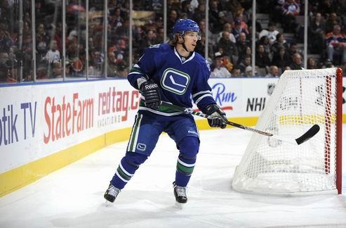 НХЛ. Ванкувер: Бут пропустит полтора месяца