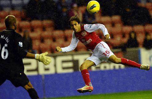Бенаюн хочет остаться в Арсенале