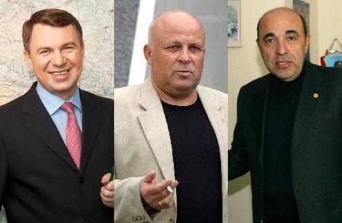 Кварцяному, Слободяну и Рабиновичу дали неделю