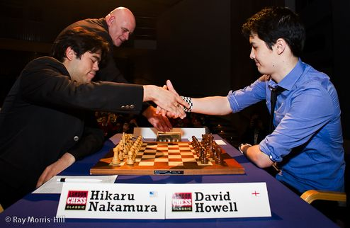 Шахматы. Накамура захватил лидерство в Лондоне