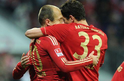 Бавария намерена расстаться с Роббеном