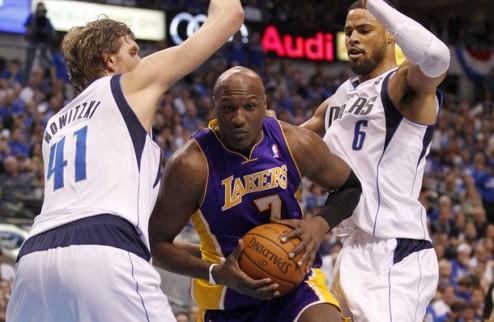 НБА. Одом обменян в Даллас