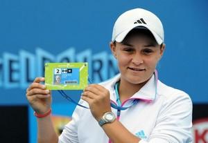 15-������ ����������� �������� ������� �� Australian Open