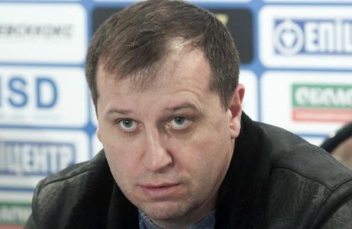 """Вернидуб: """"Заря останется в Премьер-лиге"""""""
