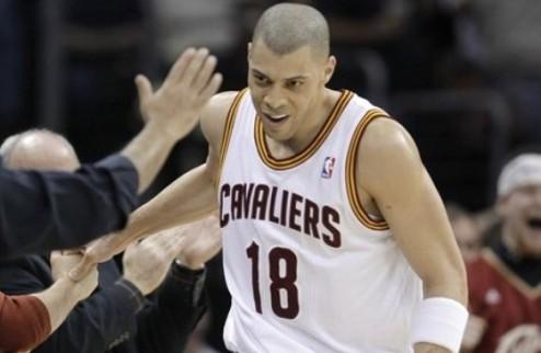 НБА. Официально: Паркер остается в Кливленде