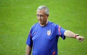 Руководство Атлетико оценит работу Мансано в январе