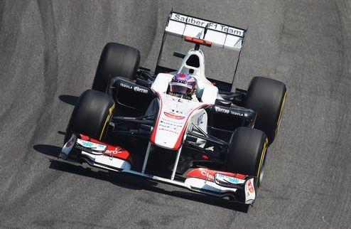 Формула-1. Итоги сезона. Часть 6. Заубер