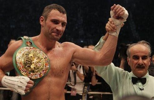 Виталий Кличко: мой любимый боксер — Макс Шмелинг