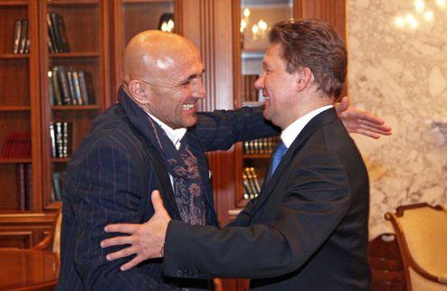Газпром увеличит финансирование Зенита