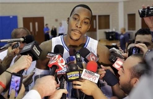 НБА. Орландо заканчивает переговоры о трейде Ховарда