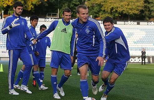 Динамо примет участие в двух международных турнирах