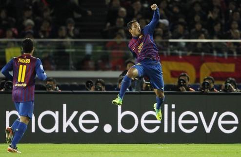 Барселона в финале Клубного ЧМ + ВИДЕО