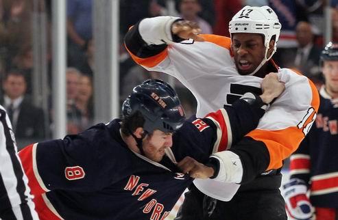 НХЛ. Путь к Винтер Классик-2012. Эпизод первый. ВИДЕО