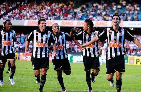 В поле зрения Таврии три игрока Сантоса