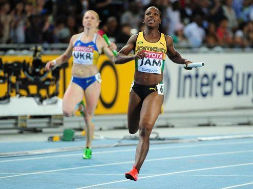 На Ямайке названы лучшие легкоатлеты года