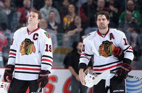 НХЛ. Тэйвз и Шарп — лучший дуэт форвардов