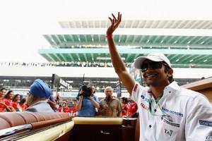 Картикеян намерен вернуться в Формулу-1