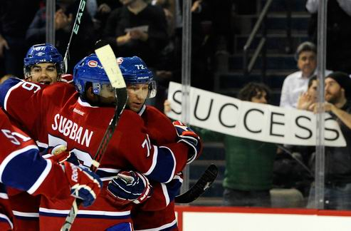 НХЛ. Монреаль: возвращение с Олимпа