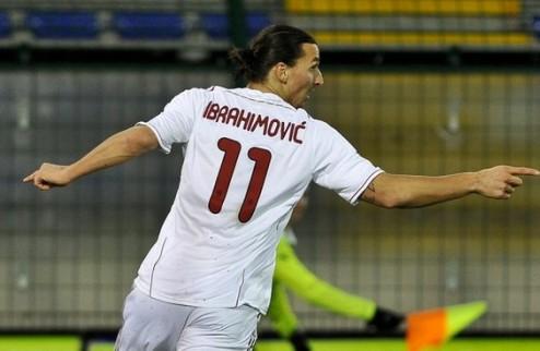 Милан снова на вершине Серии А + ВИДЕО
