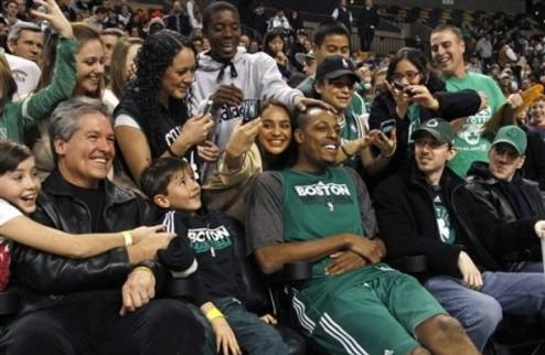 НБА. Бостон теряет Пирса