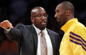 НБА. Брайант поддерживает Брауна
