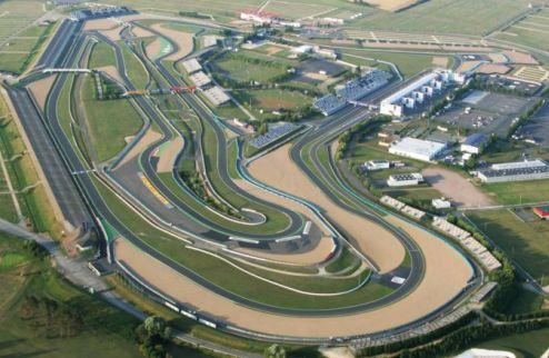 Ф-1: Гран-при Франции на горизонте