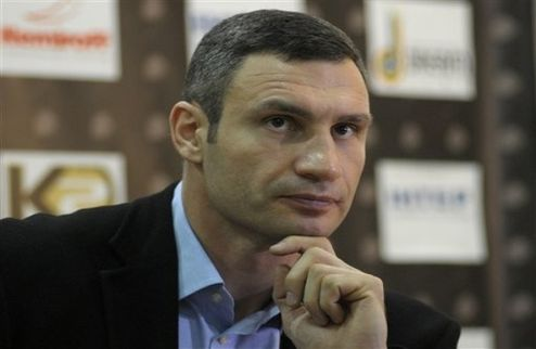 """Виталий Кличко: """"Не стоит недооценивать Чисору"""""""