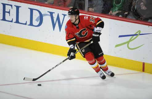 НХЛ. Бабчук вернулся к тренировкам