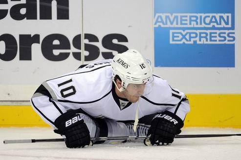НХЛ. Лос-Анджелес ждет Ричардса
