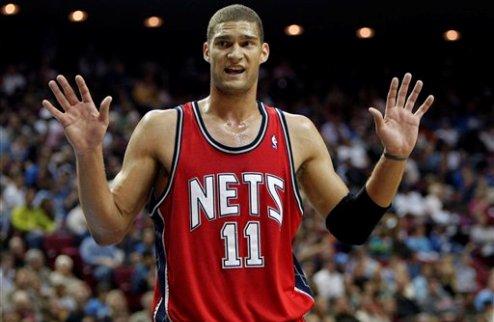 НБА. Нью-Джерси теряет лидера