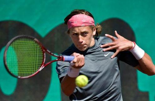 Шведский теннисист дисквалифицирован за организацию договорных матчей