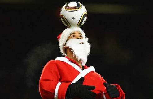 Санта Клаус слил информацию iSport.ua