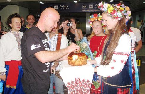 Команда SIXT UKRAINE прибыла в Аргентину