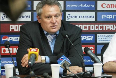 Красножан — главный тренер Анжи