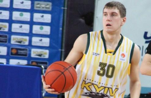 Буренко меняет БК Киев на Будивельник
