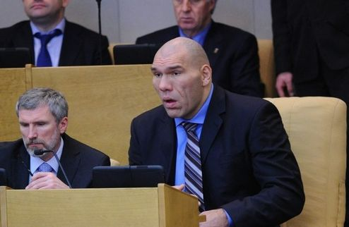 """Валуев: """"Кличко предлагал мне унизительные условия"""""""
