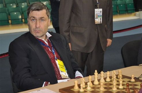 Шахматы. Иванчук вновь сыграл вничью
