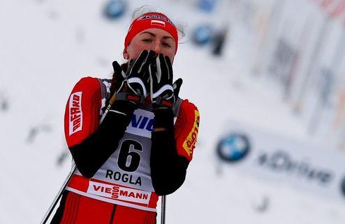 Тур де Ски. Ковальчик выигрывает пролог