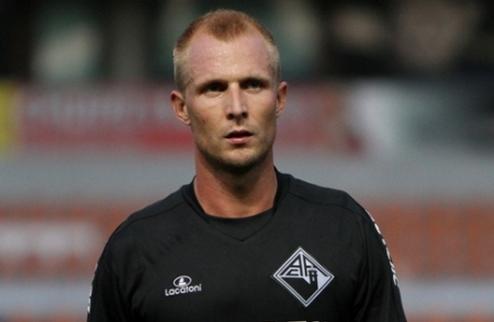 Бергер подписал трехлетний контракт с Черноморцем