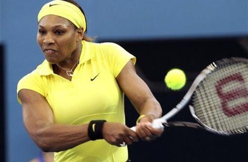Брисбен (WTA). Триумфальное возвращение С.Уильямс, уверенная победа Стосур