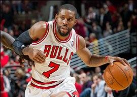 НБА. Чикаго: минус еще один защитник