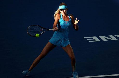 Брисбен (WTA). Петкович и Гантухова продолжают побеждать