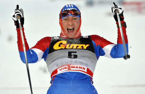 Тур де Ски. Победа для Легкова