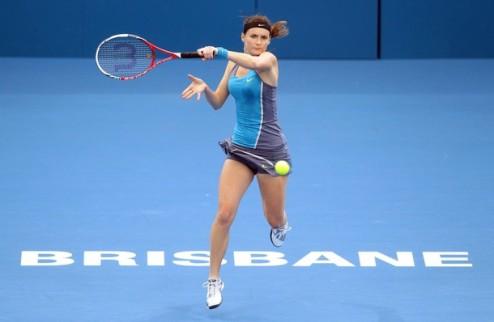Брисбен (WTA). С.Уильямс и Янкович — в четвертьфинале, Стосур прекращает борьбу