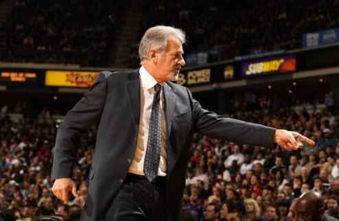 НБА. Сакраменто увольняет тренера