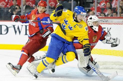 Молодежный ЧМ. Финал: Швеция побеждает в овертайме