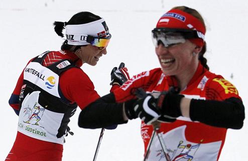 Тур де Ски. Ковальчик прерывает серию Бьорген