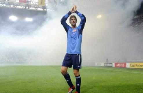 Ван дер Сар может вернуться в большой футбол