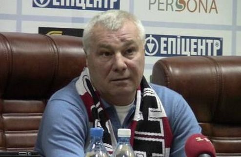 """Демьяненко: """"Задачи? Сохранить команду в Премьер-лиге"""""""