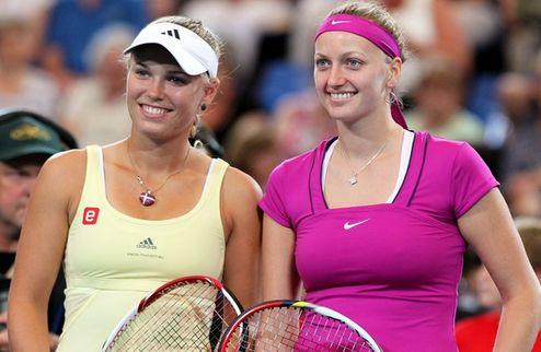 Джокович и Возняцки возглавили посев на Australian Open